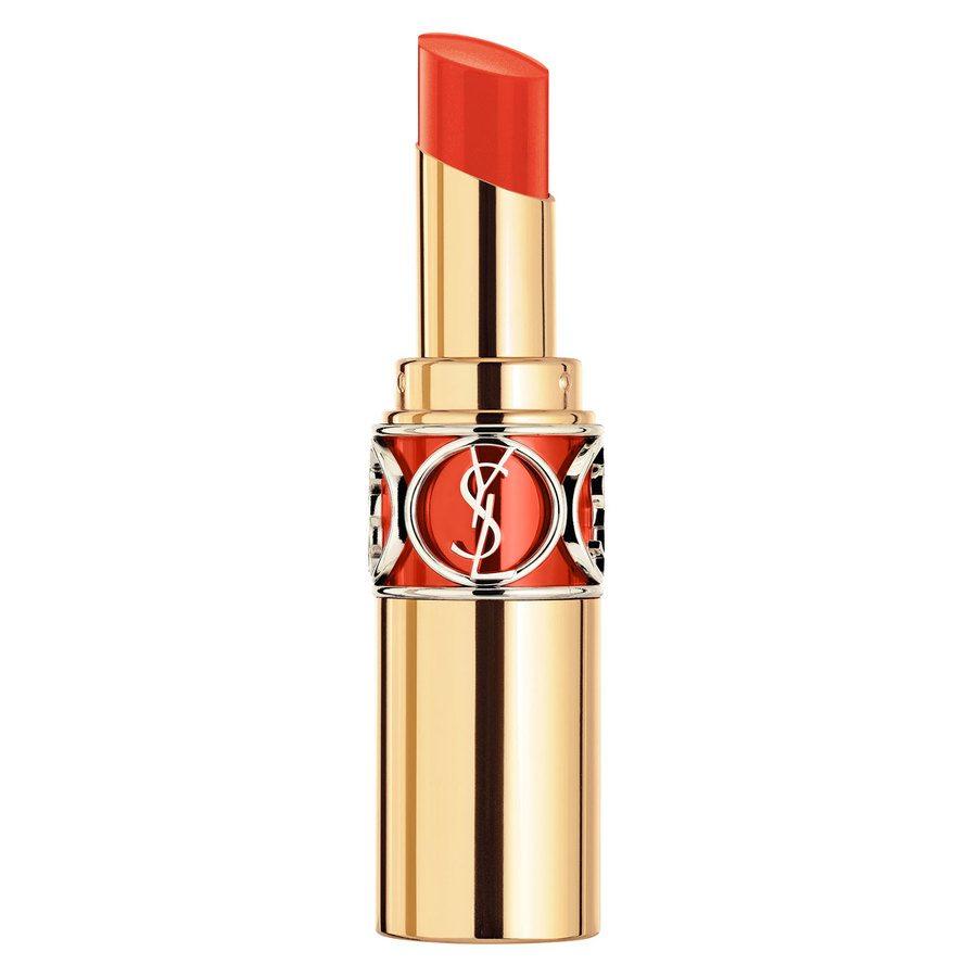 Yves Saint Laurent Rouge Volupté Shine Lipstick, #58 Orange Tournon