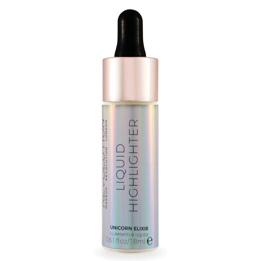 Makeup Revolution Liquid Highlighter Unicorn Elixir 18ml