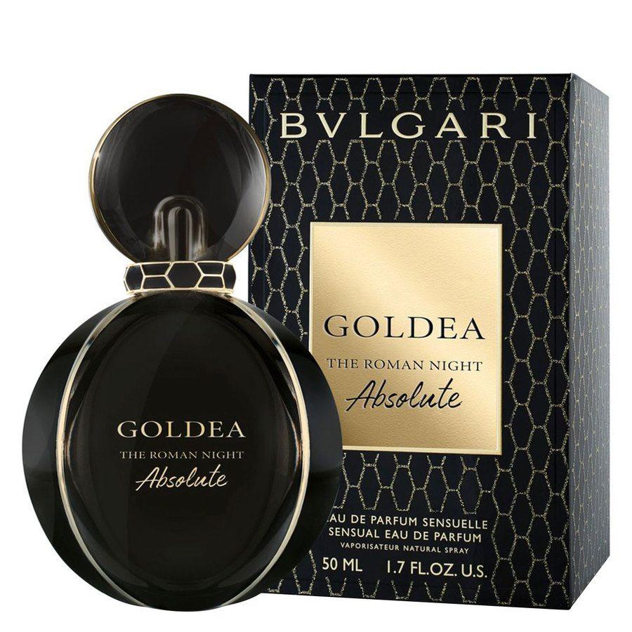 Bvlgari Goldea The Roman Night Absolute Eau De Parfum (50 ml)