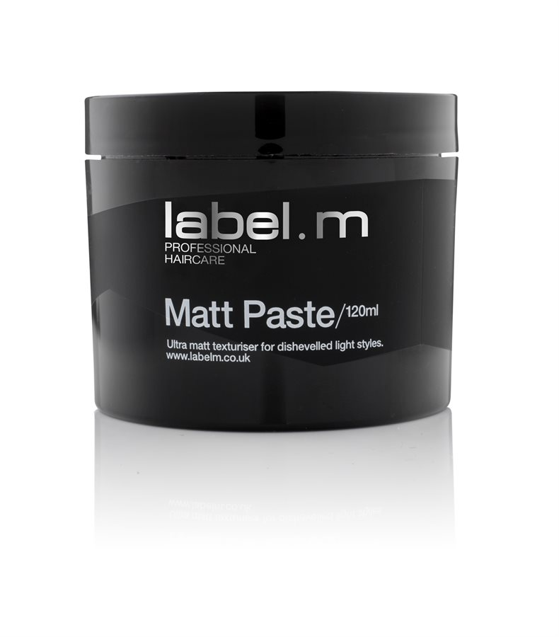 label.m Matt Paste (120 ml)
