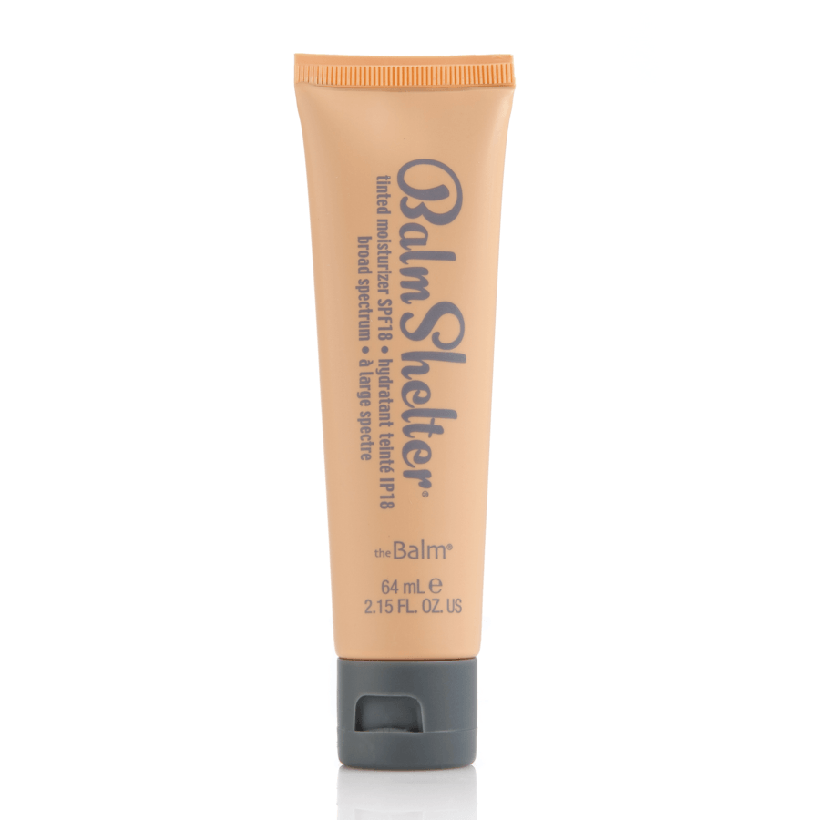 theBalm BalmShelter Tinted Moisturizer, LSF 18, Light 58,68ml