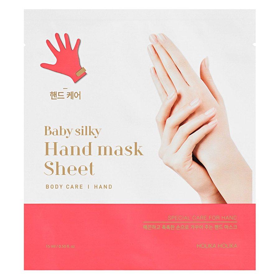 Holika Holika Baby Silky Hand Mask Sheet (22 ml)
