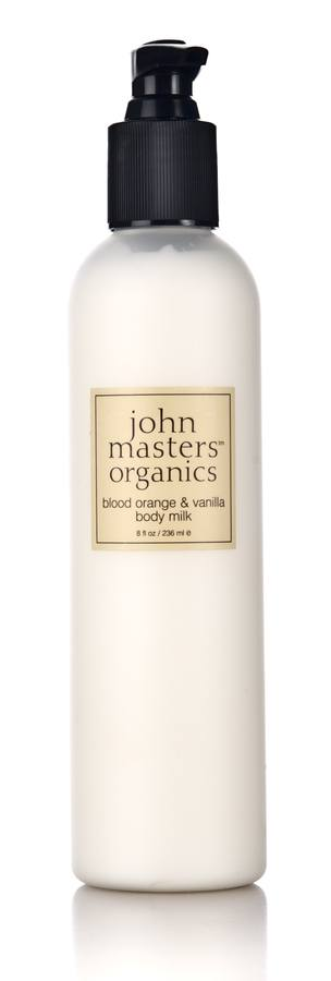 John Masters Organics Blood Orange & Vanilla Body Milk (236 ml)
