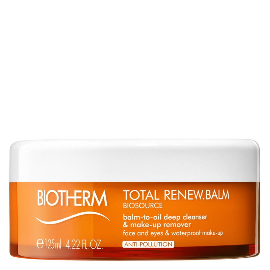 Biotherm Biosource Total Renew Balm-to-Oil Deep Cleanser & Makeup Remover (125 ml)