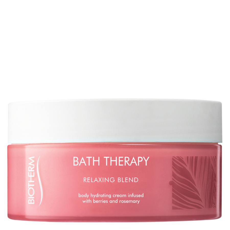 Biotherm Bath Therapy Relaxing Blend Body Cream 200 ml