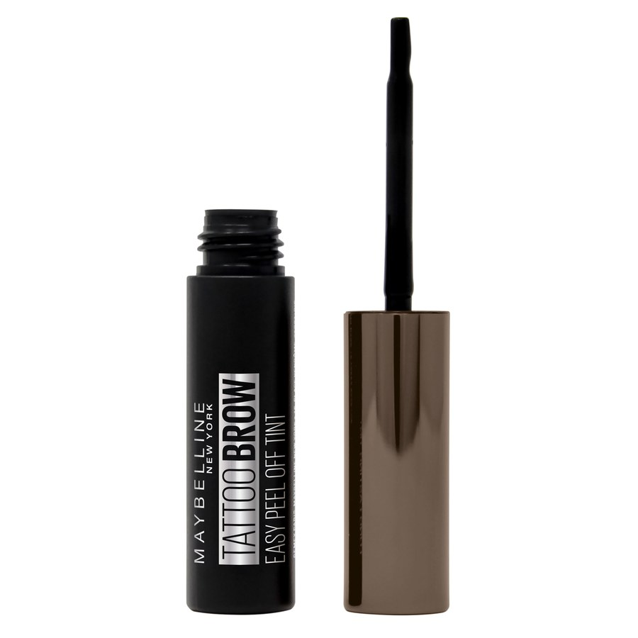 Maybelline Tattoo Brow Peel Off Tint, Chocolate Brown #25 (5 g)