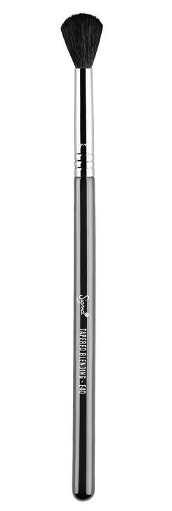 Sigma E40 - Tapered Blending Brush - Chrome