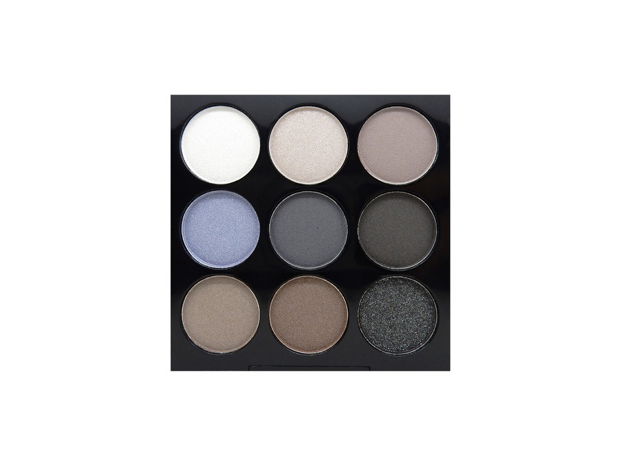 W7 The Naughty Nine Eyeshadow Hard Days Night Palette