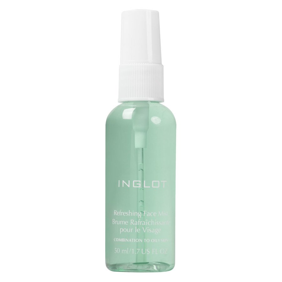 Inglot Refreshing Face Mist Combination To Oily Skin (50ml)