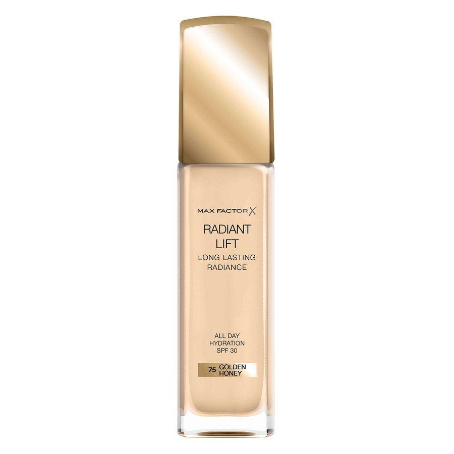 Max Factor Radiant Lift Foundation, #75 Golden Honey (30 ml)