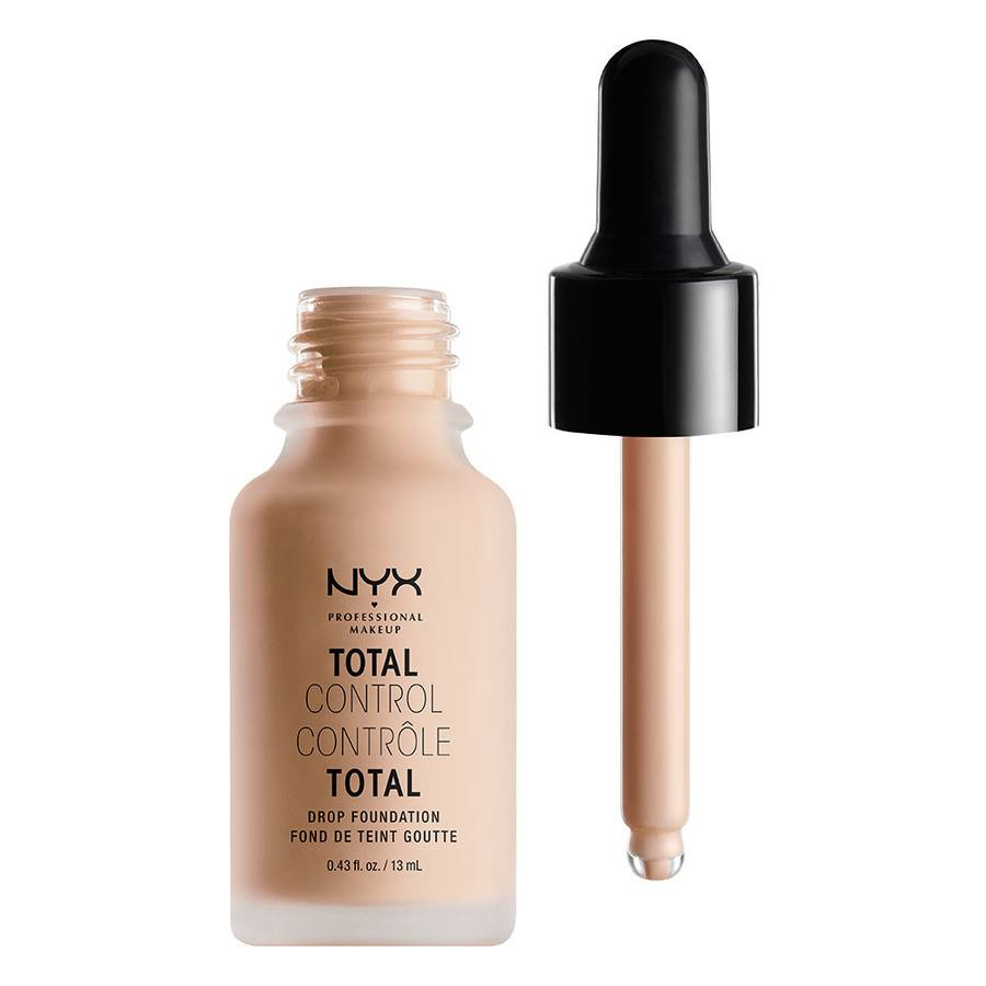 NYX Professional Makeup Total Control Drop Foundation Light TCDF05 13ml
