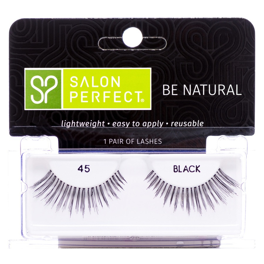 Salon Perfect Lash Natural, #45 Black