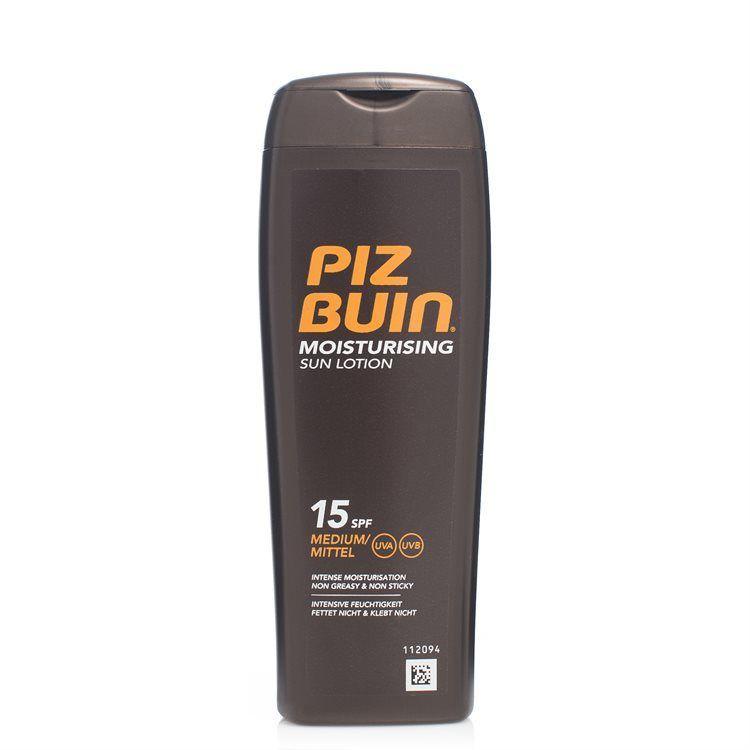 Piz Buin In Sun Moisturizing Sun Lotion SPF 15 (200 ml)