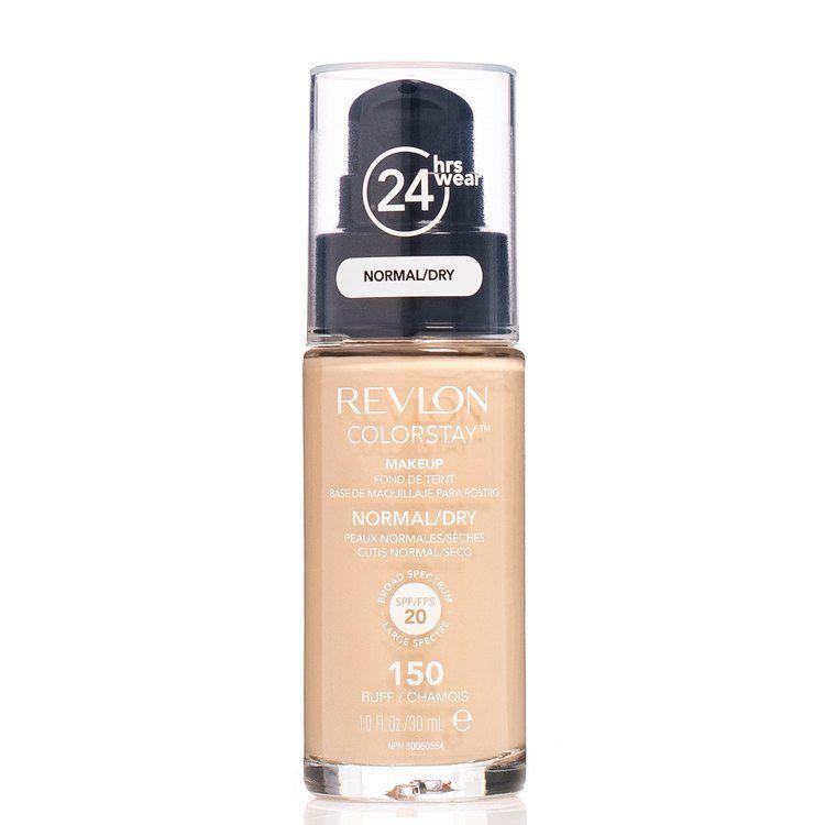 Revlon Colorstay Makeup Normal/Dry Skin, 150 Buff (30 ml)