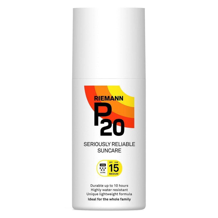 P20 SPF 15 Riemann Spray (Pump spray) (200 ml)