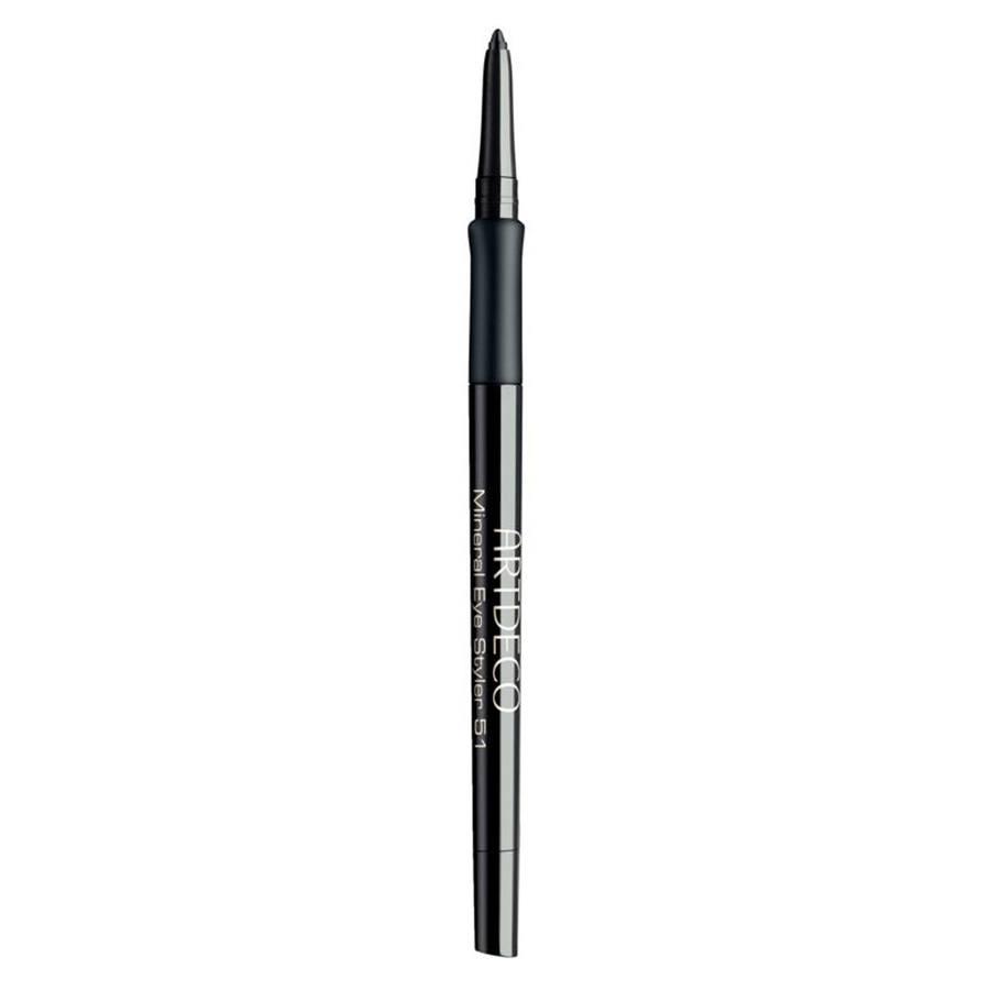 Artdeco Mineral Eye Styler, #51 Mineral Black