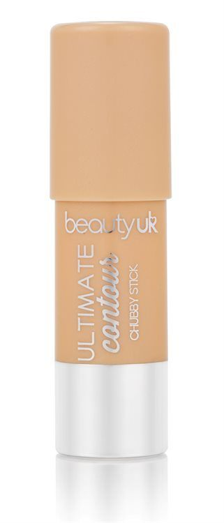 Beauty UK Ultimate Contour Chubby Stick Contouring-Stift, No. 3 Beige Highlight
