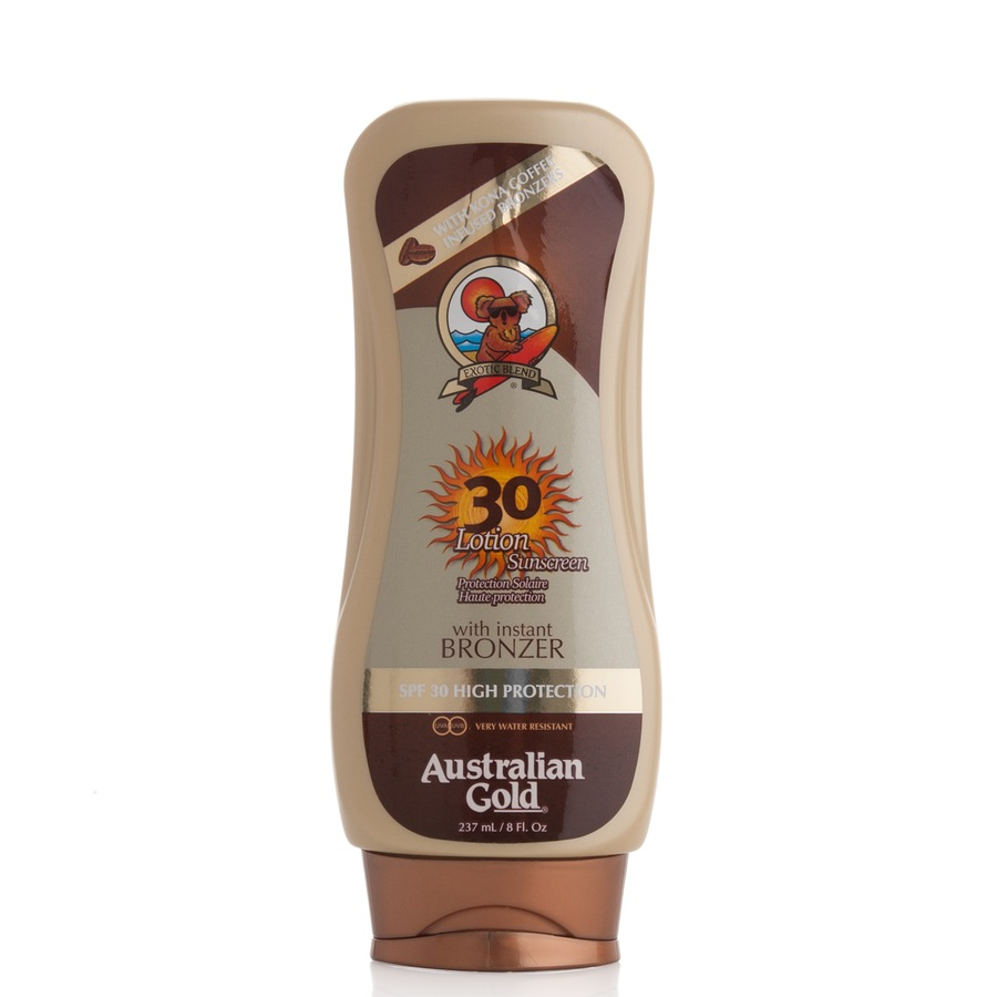Australian Gold LSF 30 Lotion Bronzer (237 ml)