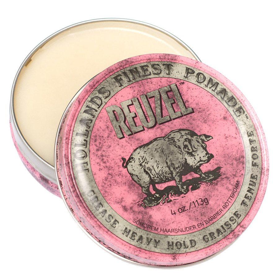 Reuzel Pink Grease Heavy Hold (113 g)