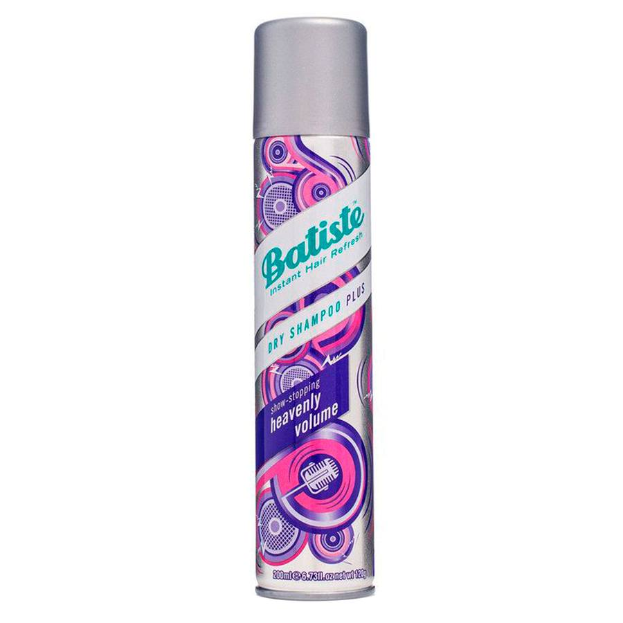 Batiste Dry Shampoo Plus Heavenly Volume 200ml