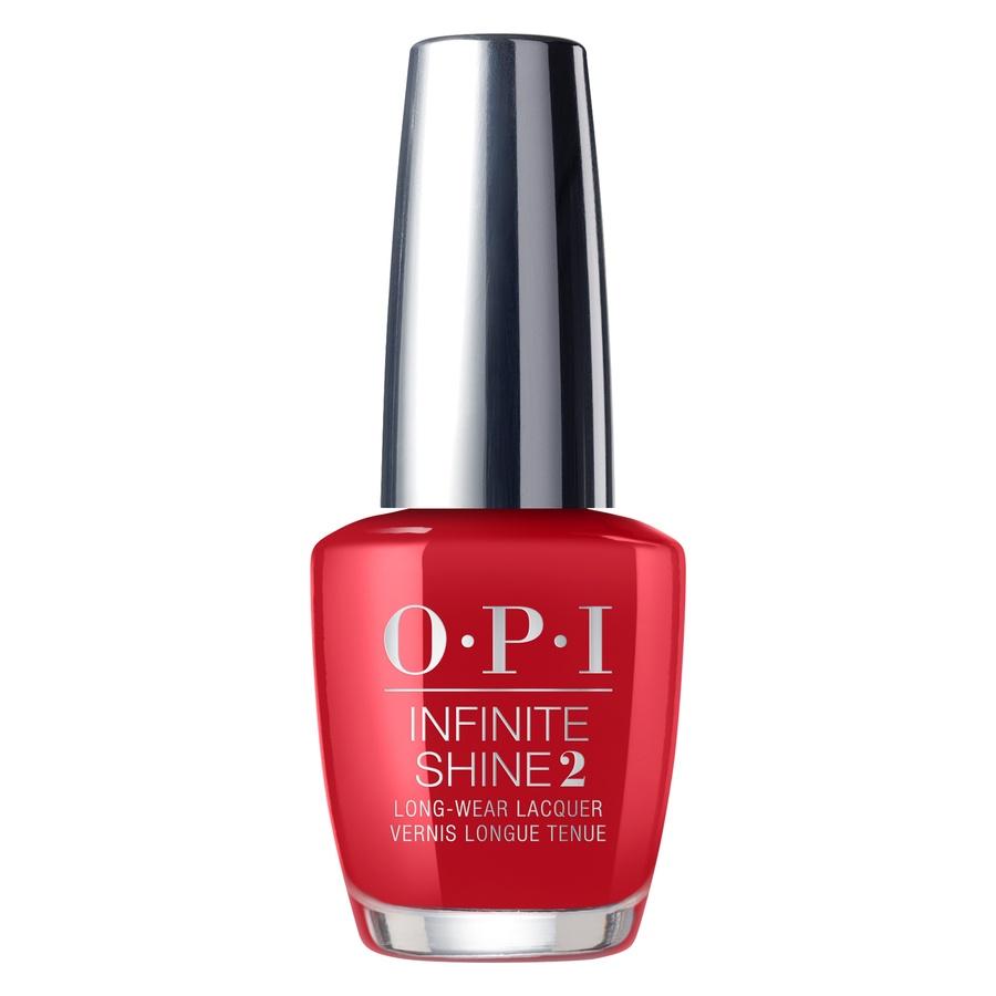 OPI Infinite Shine Color, So Hot It Berns (15 ml)