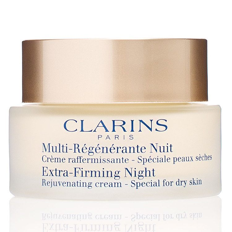 Clarins Extra Firming Night Cream For Dry Skin (50ml)