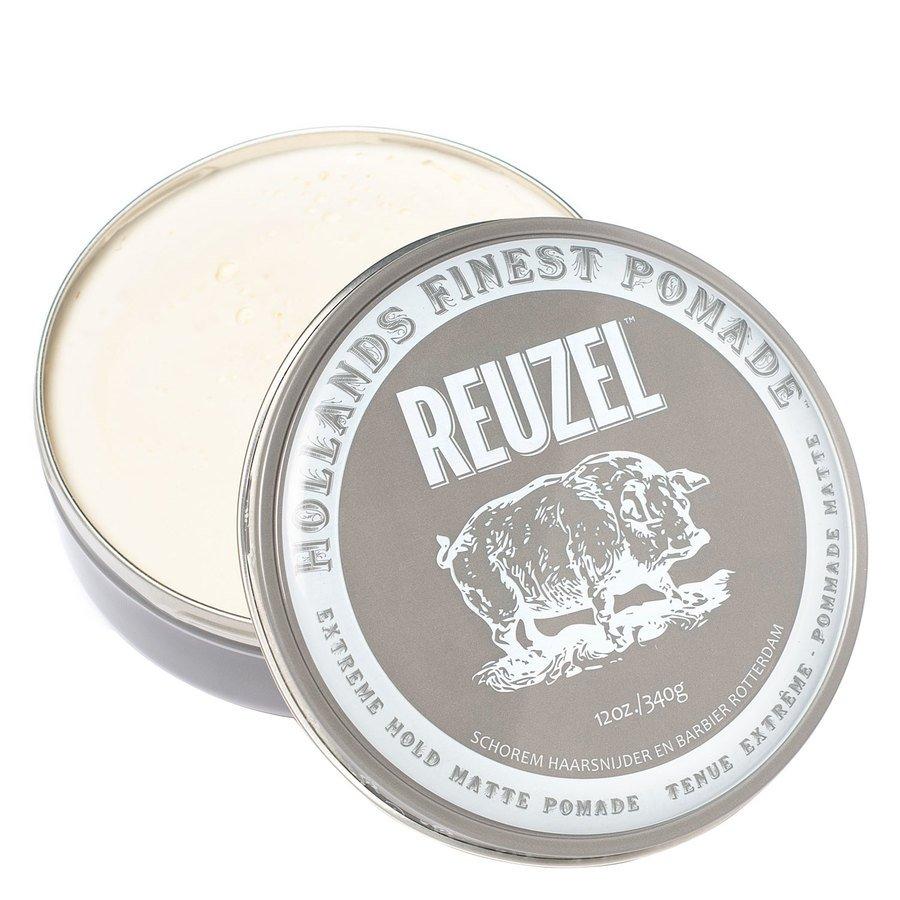 Reuzel Extreme Hold and Matte Pomade (340 g)
