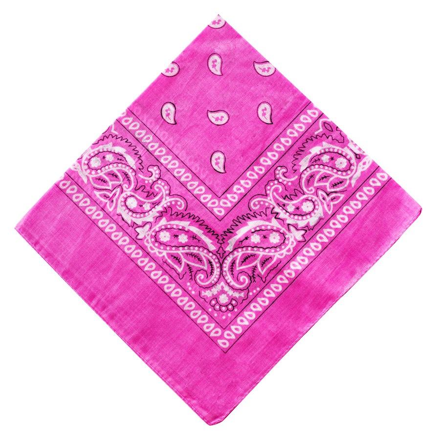 Shelas Bandana, pink (55 x 55 cm)
