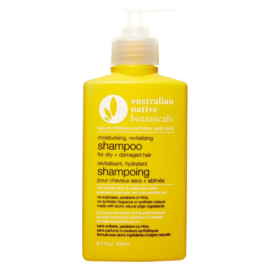 Australian Native Botanicals Shampoo - Dry Hair 250ml