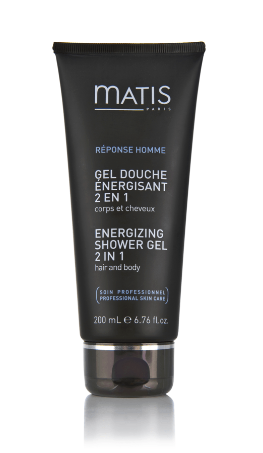 Matis Réponse Homme Energizing Shower Gel 2-In-1 (200 ml)