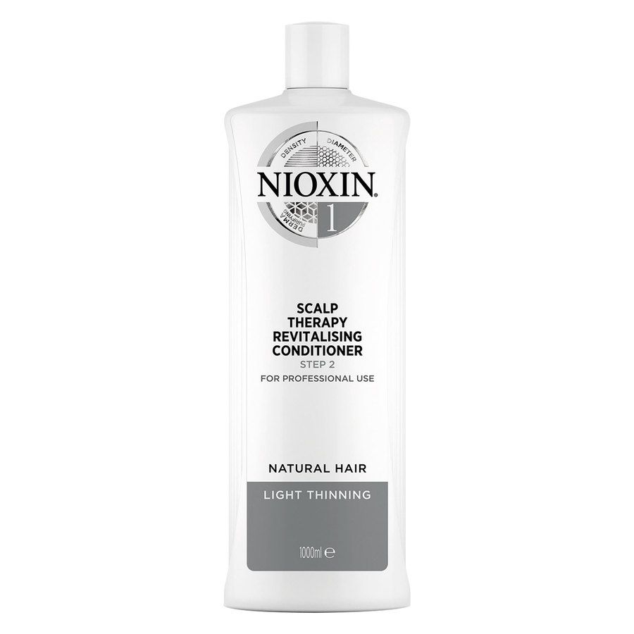 Nioxin System 1 Scalp Revitalizing Conditioner (1000 ml)