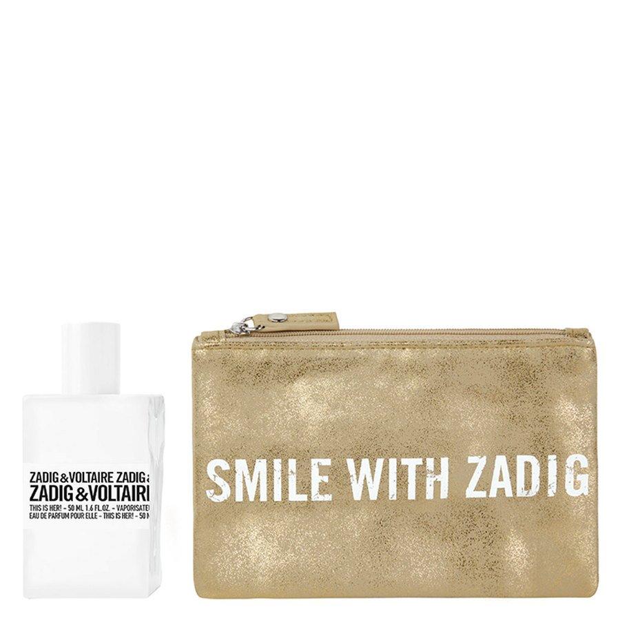 Zadig & Voltaire This Is Her! Geschenkset