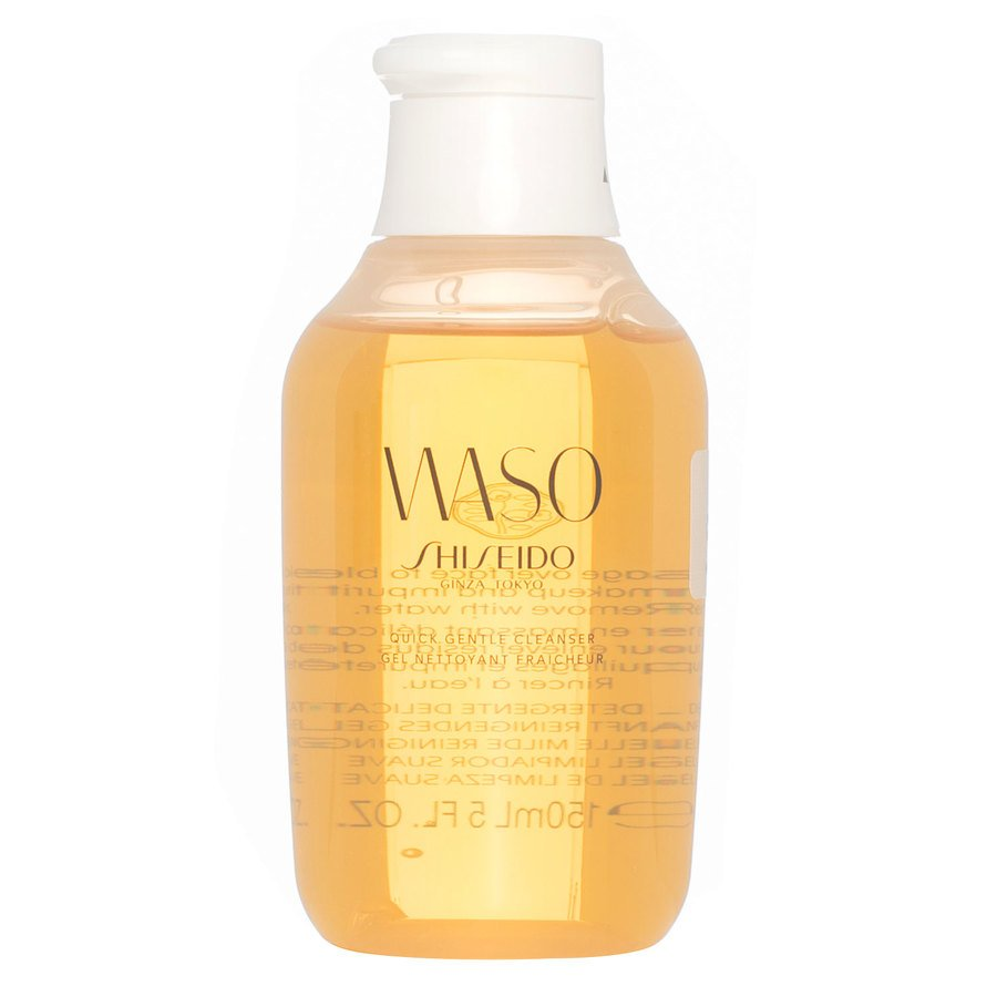 Shiseido Waso Quick Gentle Cleanser (150 ml)