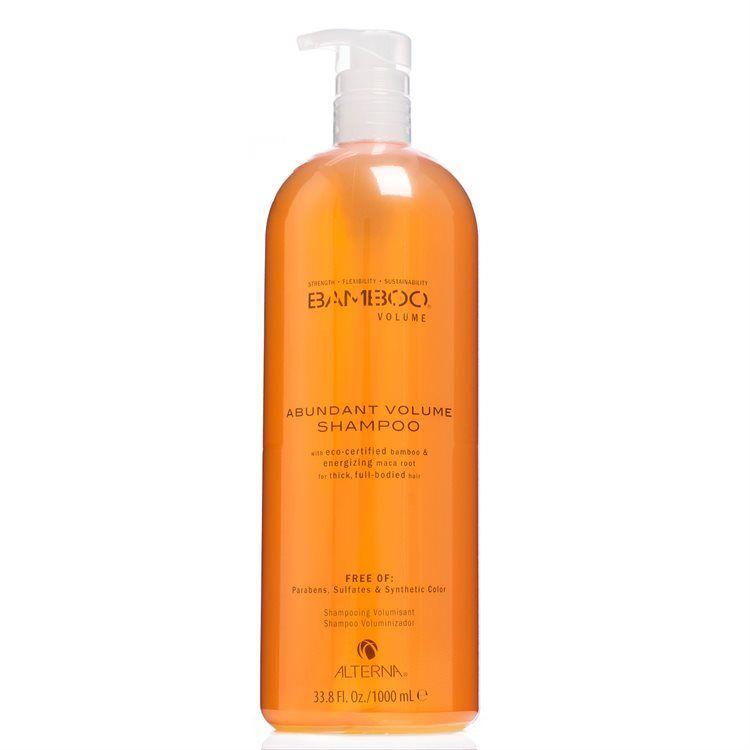 Alterna Bamboo Abundant Volume Shampoo (1000 ml)