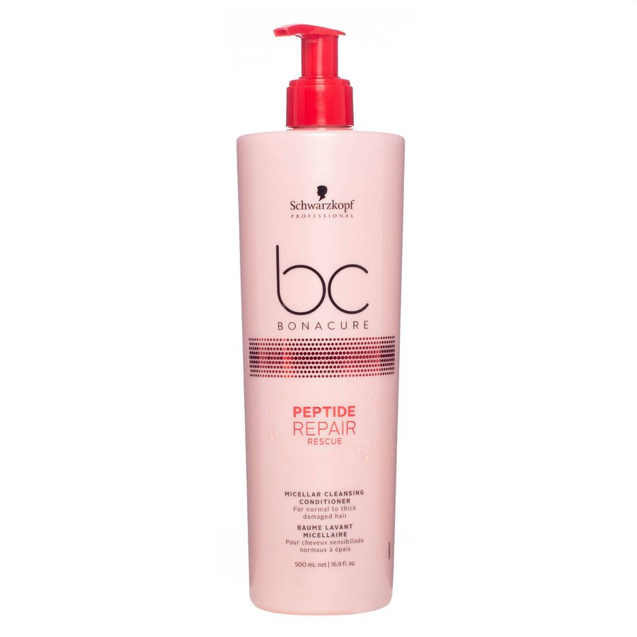 Schwarzkopf BC Peptide Repair Rescue Micellar Cleansing Conditioner (500 ml)