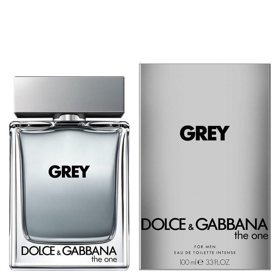Dolce & Gabbana The One Grey For Men Eau De Toilette (100 ml)