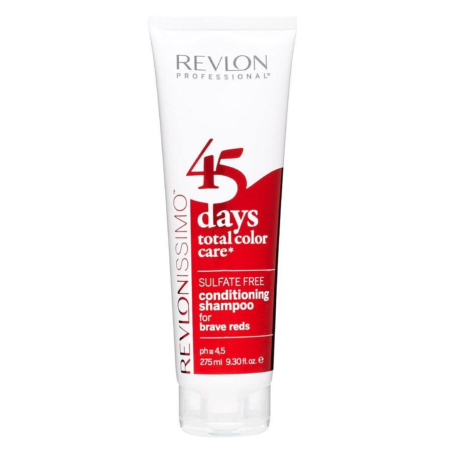 Revlon Professional 45 Days, Brave Reds (275 ml)