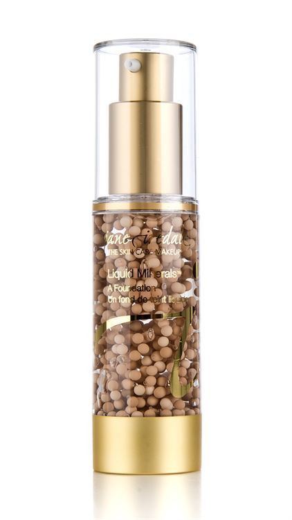 Jane Iredale Liquid Minerals Foundation (30 ml), Radiant