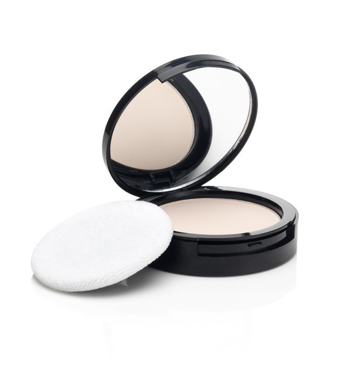 Beauty UK Face Powder Compact Puder, No.1 (9 g)