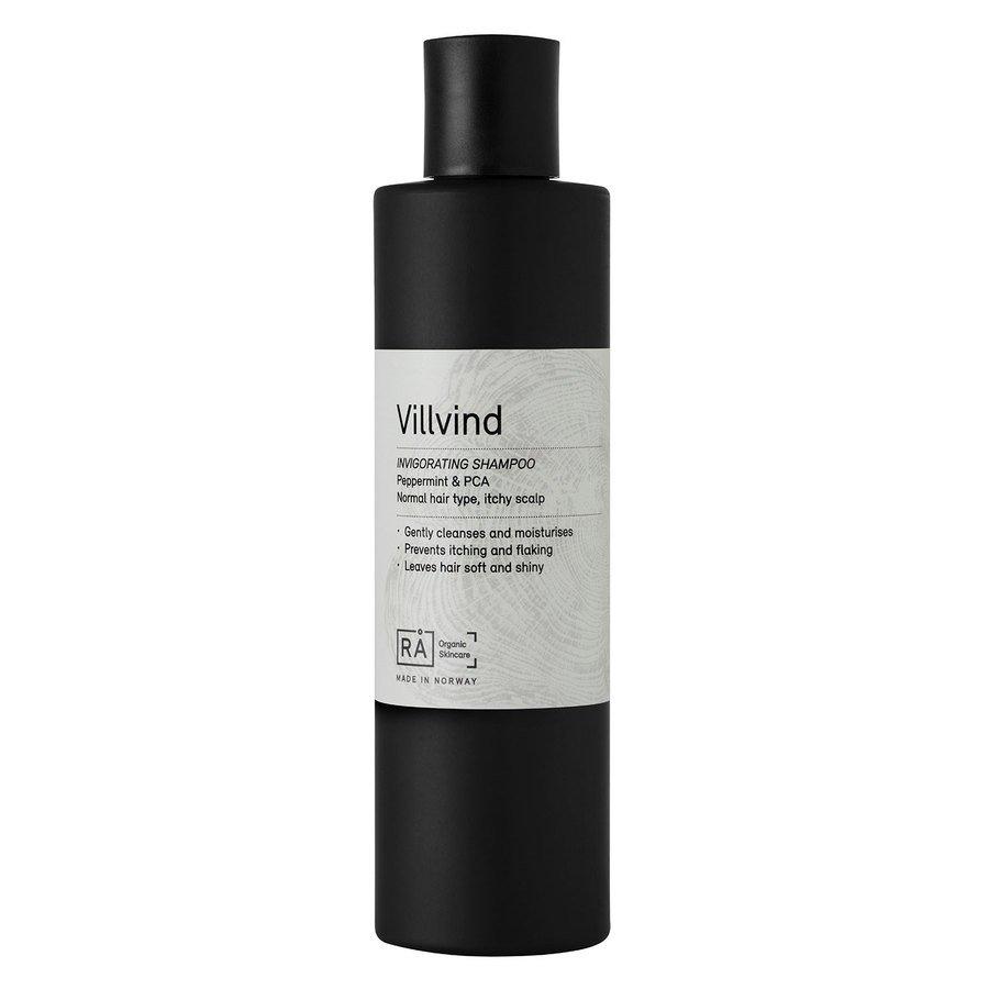 RÅ Organic Skincare Villvind Invigorating Shampoo (250 ml)
