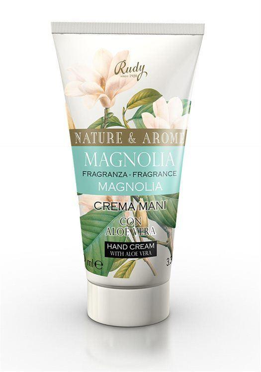 Nature & Arome Hand Cream (100 ml), Magnolia