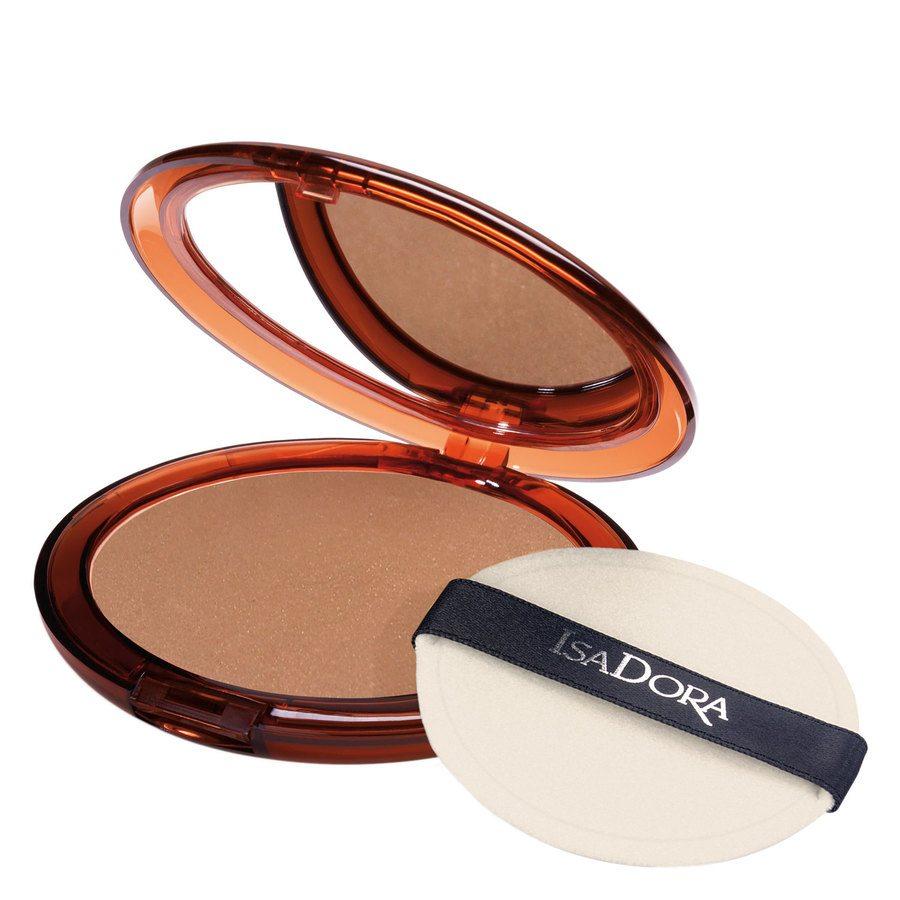 IsaDora Bronzing Powder, 45 Highlight Tan (10g)