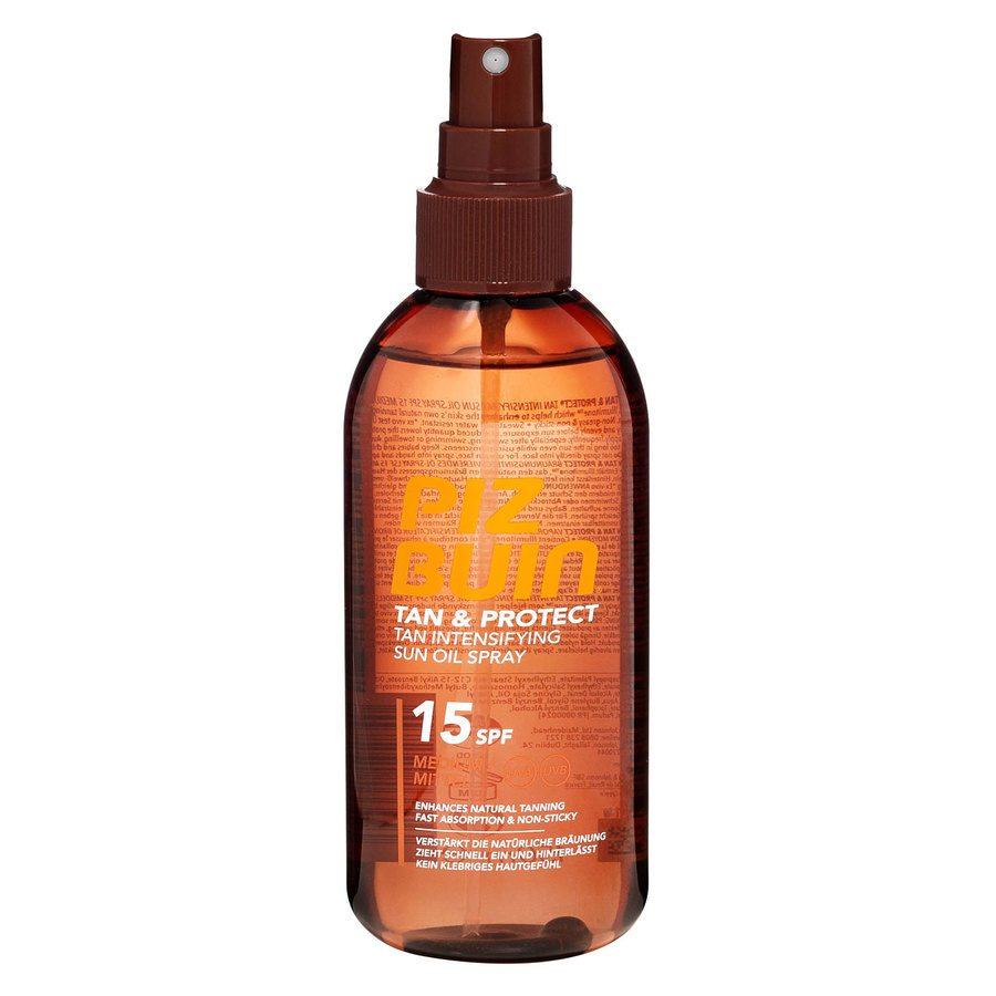 Piz Buin Tan & Protect Dry Oil (150 ml)