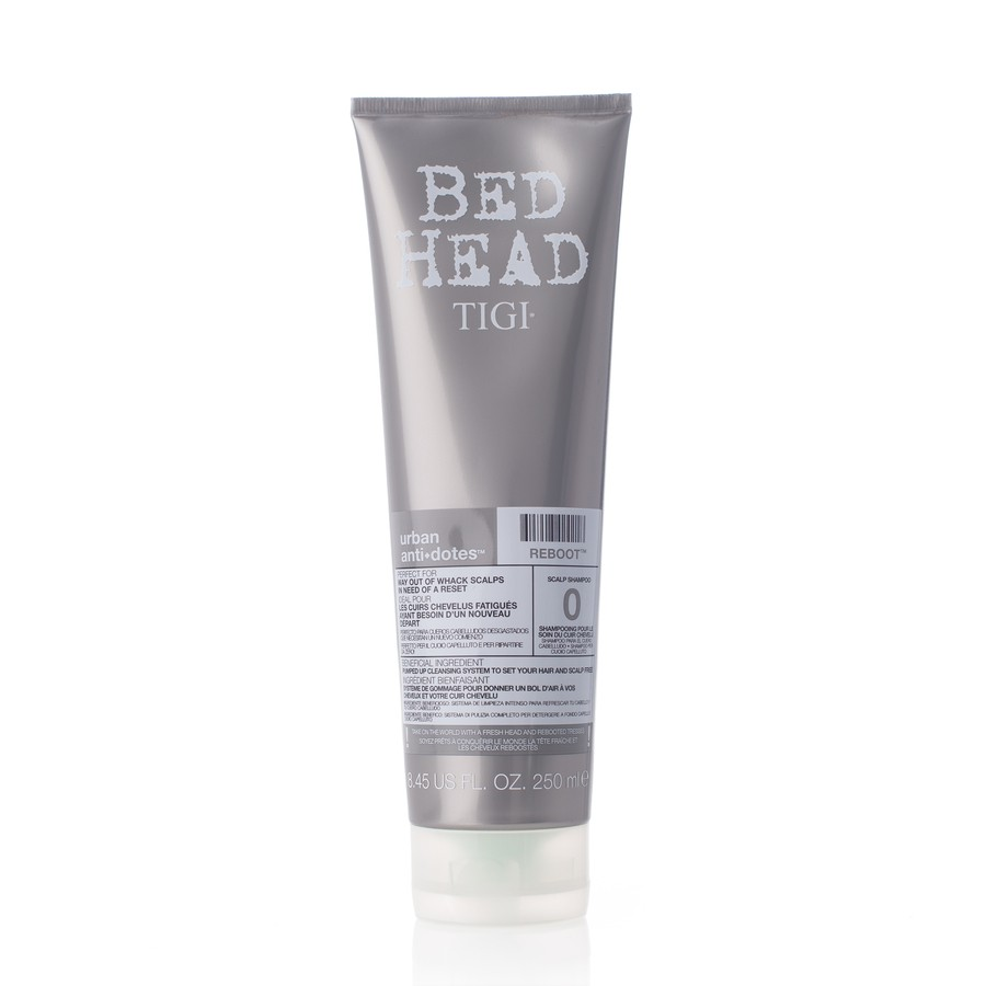 Tigi Bed Head Reboot Scalp Shampoo (250ml)