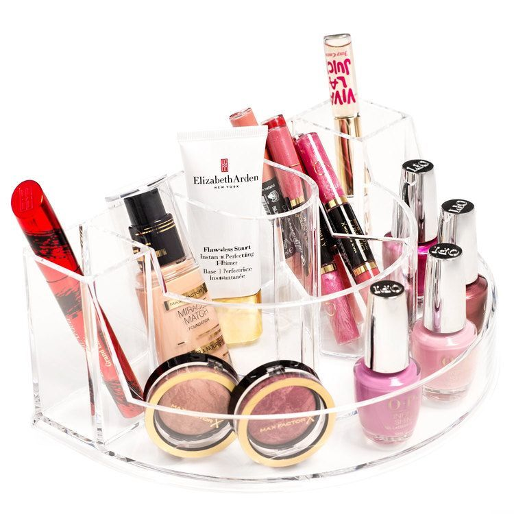 Shelas Runder Make-up Organizer