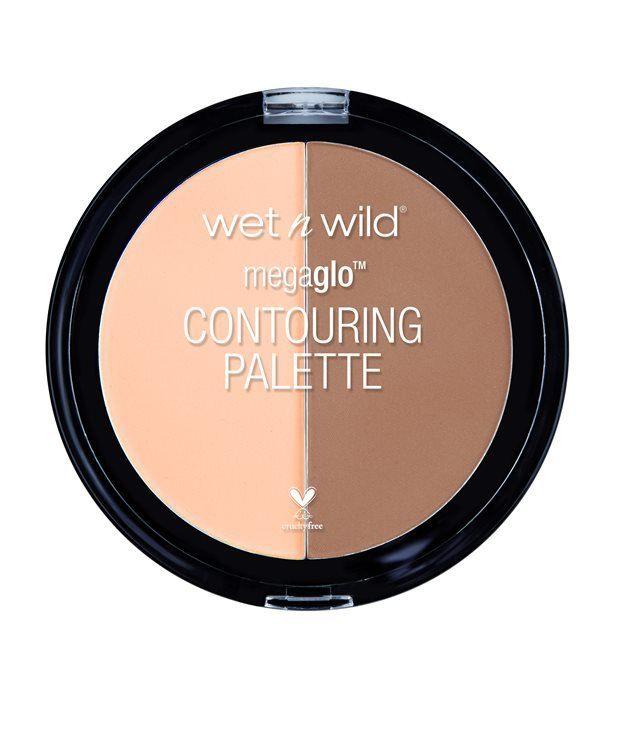 Wet`n Wild MegaGlo Contouring Palette, Dulce De Leche E7491