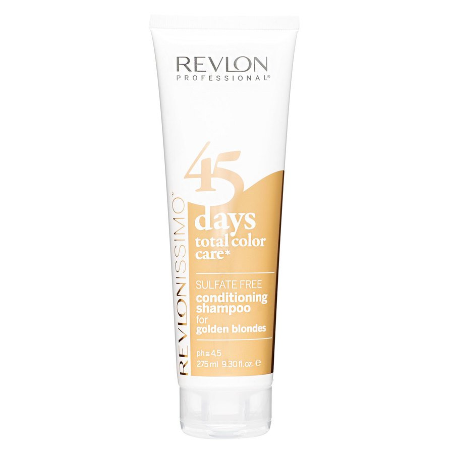 Revlon Professional 45 Days, Golden Blondes (275 ml)