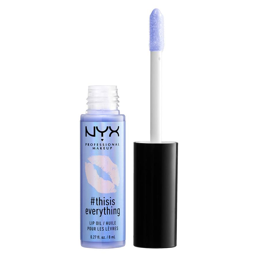 NYX Professional Makeup #THISISEVERYTHING Lip Oil 8ml, 03 Sheer Lavender