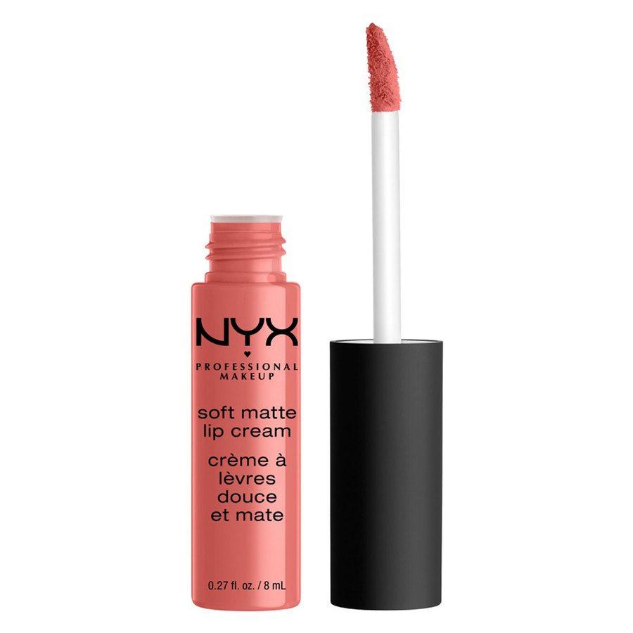 NYX Professional Makeup Soft Matte Lip Cream, Cyprus (8ml)