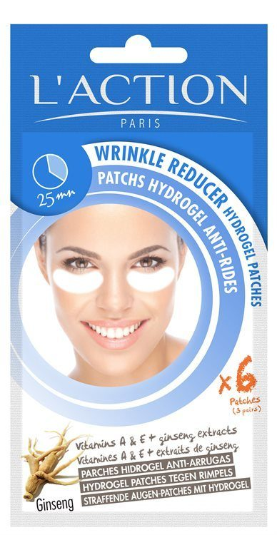 L'Action Paris Wrinkle Reducer Gel Patches 12g
